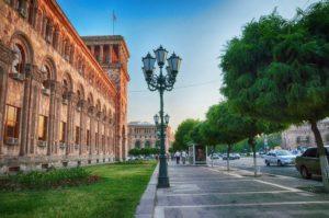 Ploshad Respubliki Erevan